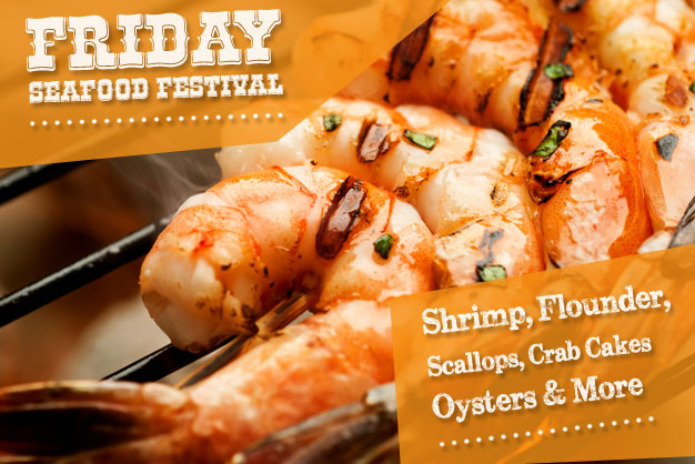 Friday Seafood Festival